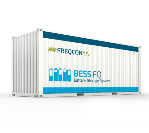 FREQCON-BESS-grid-and-storage-battery-energy-storage-system