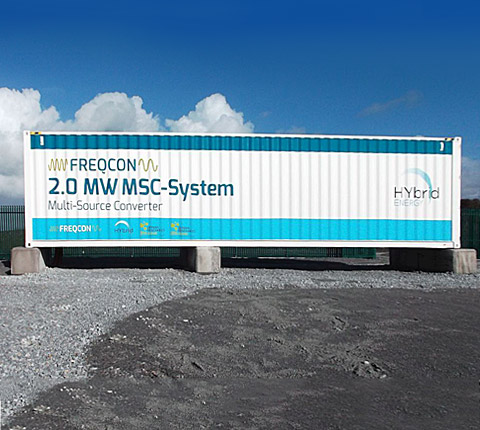 FREQCON-microgrid-MSC-system